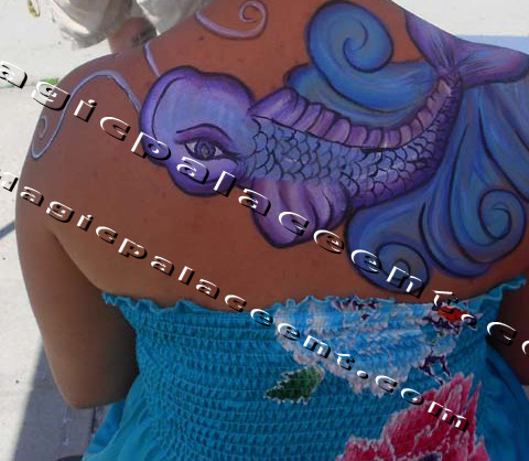 Face painters brooklyn