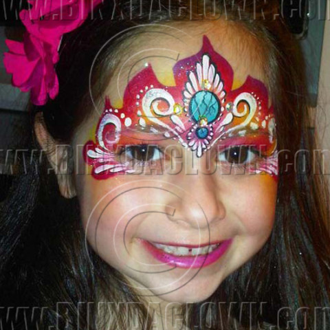NYC face painting copy