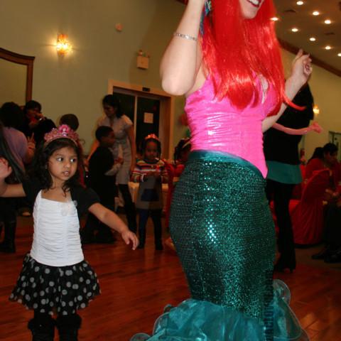 mermaid characters staten island